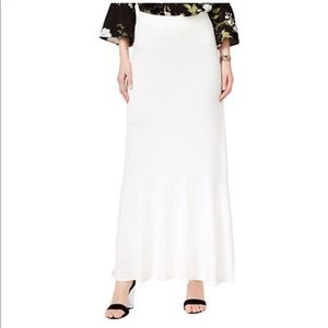 ECI Ruffled Maxi Skirt